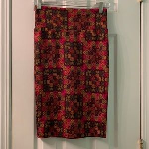 Lularoe cassie skirt.       NWOT